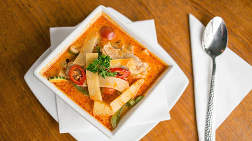 Thai takeaway menu Cheltenham take away thai food